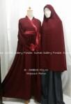 Baju Muslim Terbaru Model Gamis Syar'i