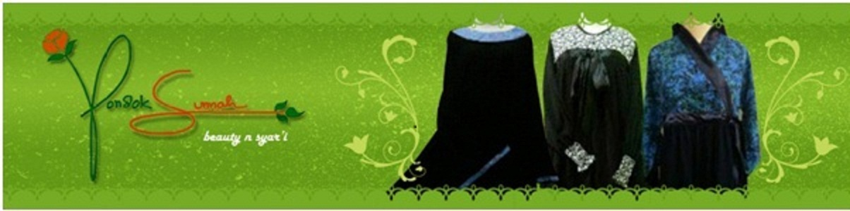 Pusat Penjualan Gamis Syar'i – Hijab Syar'i Sunnah