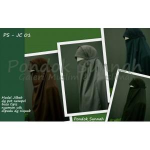 jilbab cadar pondok sunnah