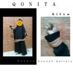 Gamis Qonita Kids Hitam