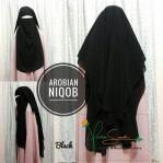 ARABIAN NIQOB HITAM
